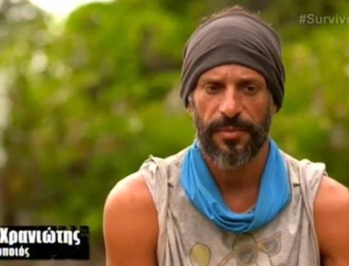 Γιώργος Χρανιώτης: «Δεν παρακολουθώ Survivor γιατί με προσβάλλει...»