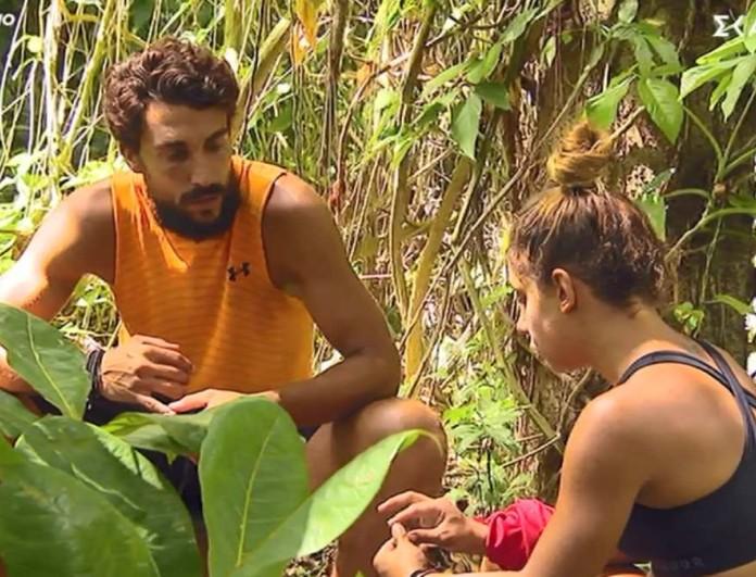 Survivor 4 - Μαριαλένα: «Όταν ακούστηκε το όνομα της Καρολίνας εγώ έκλαιγα και οι φίλοι της ήταν απαθέστατοι»