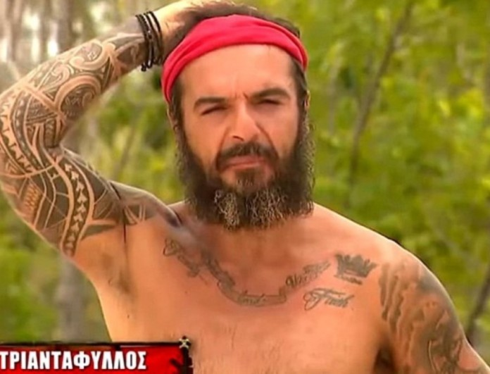«Ο Τριαντάφυλλος έκανε ερωτική πράξη μόνος του στο Survivor 4»