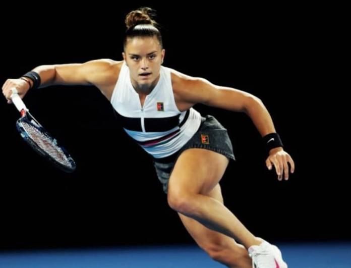 Μαρία Σάκκαρη: Η ανάρτηση της Άννας Βίσση για την νίκη της στο Wimbledon