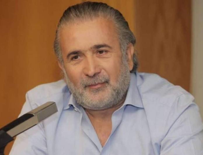 Λάκης Λαζόπουλος: Η πρώτη ανάρτηση μετά την εισαγωγή του στο νοσοκομείο