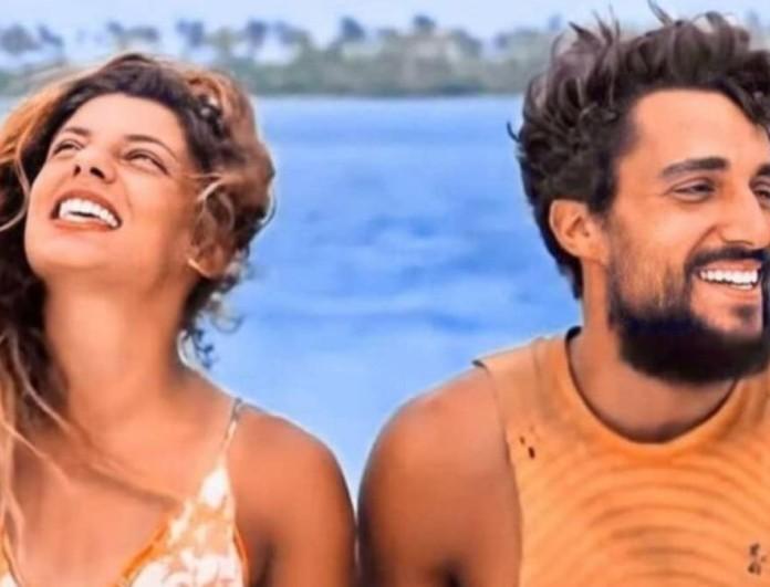 Survivor 4: «Εννοείται θα παντρέψω Σάκη και Μαριαλένα αν παντρευτούν»