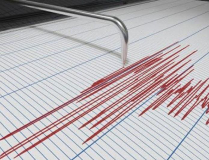 Ισχυρός σεισμός 6 Ρίχτερ
