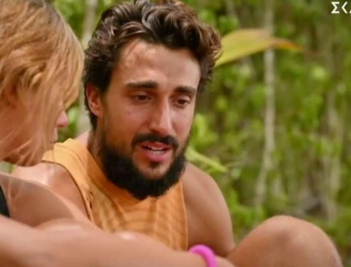 Survivor 4 - αποκλειστικό: Στα όρια του ο Σάκης -
