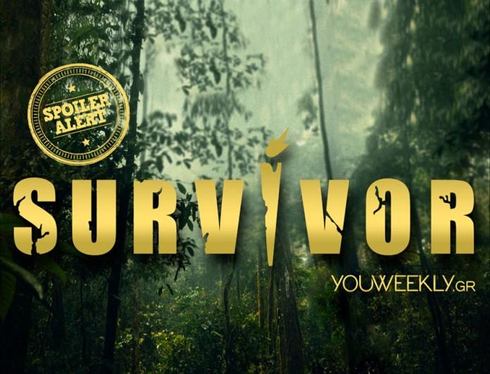 Survivor 4 spoiler 13/6: Αυτός ο παίκτης αποχωρεί την Κυριακή - ΑΝΑΤΡΟΠΆΡΑ!
