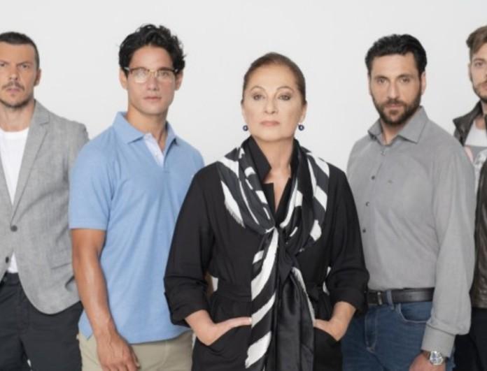 Αγγελική: Έγκυος κι άλλη ηθοποιός της σειράς