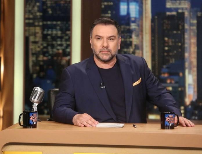 The 2night Show: Οι αποψινοί καλεσμένοι του Γρηγόρη Αρναούτογλου
