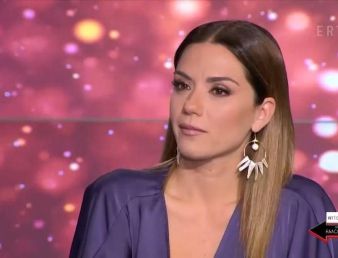 Βάσω Λασκαράκη: «Η πιο δύσκολη στιγμή, ήταν η μέρα ανακοίνωσης του διαζυγίου»