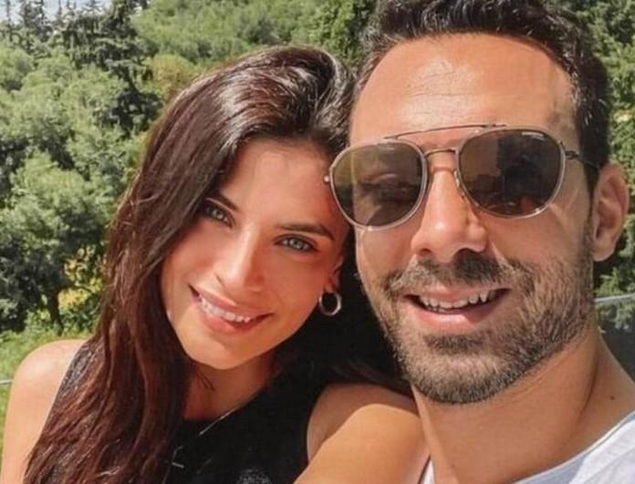 Σάκης Τανιμανίδης: Το τρυφερό βίντεο με τις ευχές του στην Χριστίνα Μπόμπα