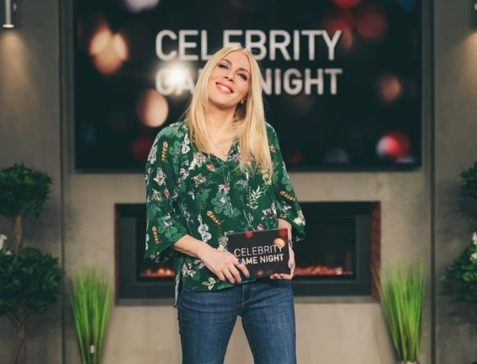 Celebrity Game Night: Με διπλό επεισόδιο η Καρύδη στο MEGA