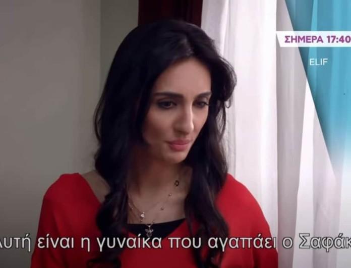 Elif: Η Αλέβ καταλαβαίνει πως η Ζουλιντέ θέλει να της