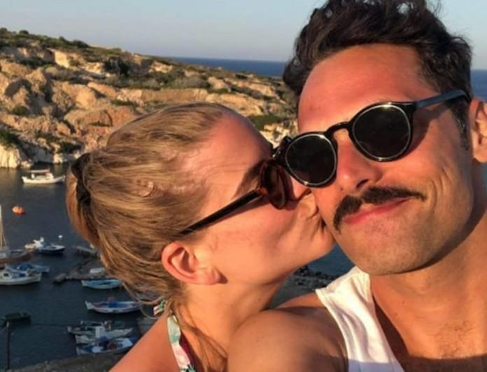 Δανάη Μιχαλάκη: Το βίντεο που αποδεικνύει πως δεν παντρεύτηκε χθες με τον Γιώργο Παπαγεωργίου