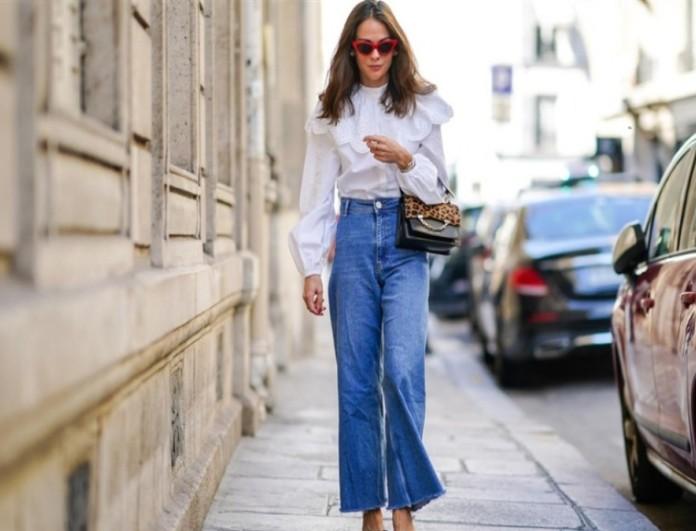 styling denim street style