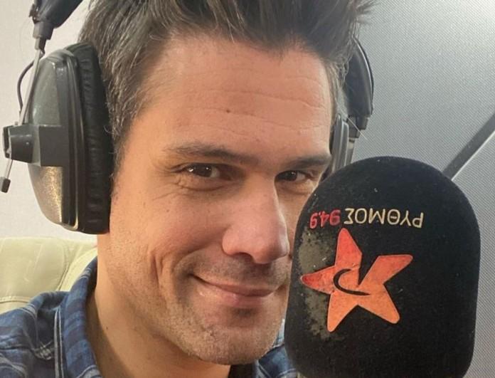Δημήτρης Ουγγαρέζος: Το σχόλιο που έκανε μετά την αποχώρηση του Τζέιμς από το Love it