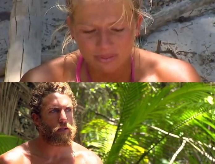 Survivor 4 - αποκλειστικό: Τι συμβαίνει με Κόρο - Χαμπέρη