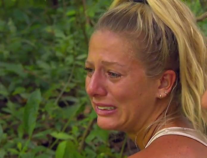 Survivor 4: Ξέσπασε σε κλάματα η Ελένη μετά τον τσακωμό της με τη Μαριαλένα