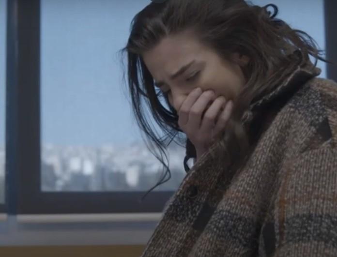 Έξαψη: Η Κλαίρη μαθαίνει ότι ο Γιάννος είναι σοβαρά στο νοσοκομείο