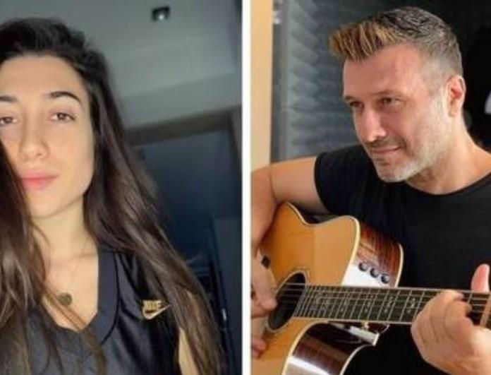 Γιάννης Πλούταρχος: Κυκλοφόρησε τραγούδι μαζί με την 23χρονη κόρη του, Κατερίνα