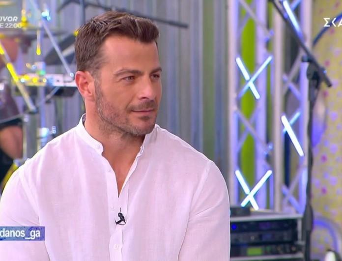 Γιώργος Αγγελόπουλος: «Το Survivor είναι μια άλλη εκδοχή με περισσότερο ριάλιτι»