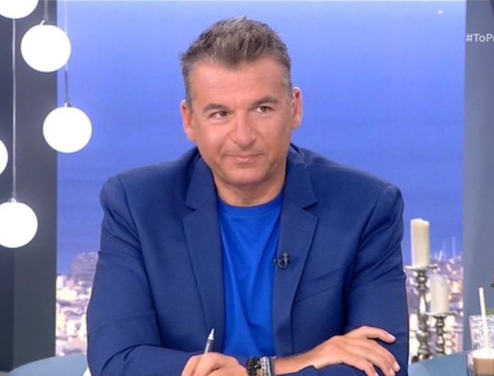 Γιώργος Λιάγκας: «Χοντρό με ανεβάζουν χοντρό με κατεβάζουν, έχω υποστεί τεράστιο bullying»