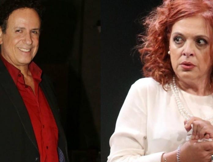 Ελένη Ράντου: Αποκάλυψε ποιες είναι σήμερα οι σχέσεις της με τον Χάρη Ρώμα