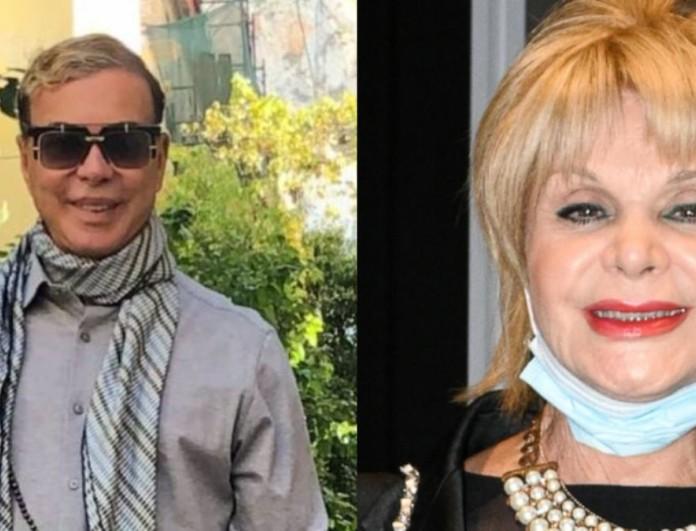 Έξαλλη η Μαρία Ιωαννίδου με τον Λάκη Γαβαλά - «Τέρμα τα ούφο!»