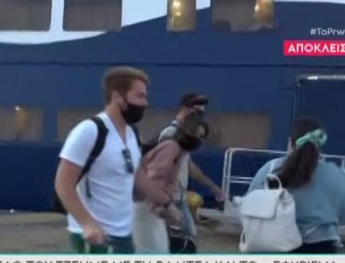 Survivor 4: Χέρι χέρι η Άννα Μαρία με τον Τζέιμς - Άφησαν τον Μπάρτζη να περπατάει μόνος του