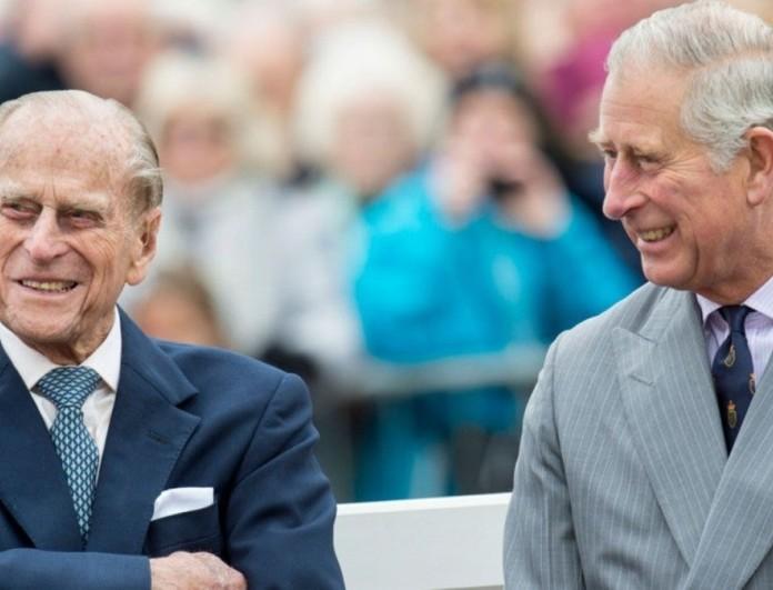 Πρίγκιπας Κάρολος: Η συγκινητική ανάρτηση για τα 100α γενέθλια του Φίλιππου