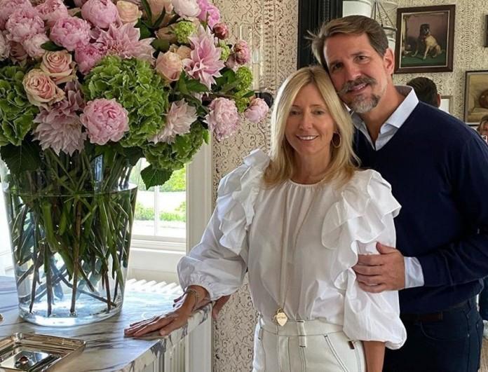 Παθιασμένοι από έρωτα η Μαρί Σαντάλ μαζί με τον σύζυγό της