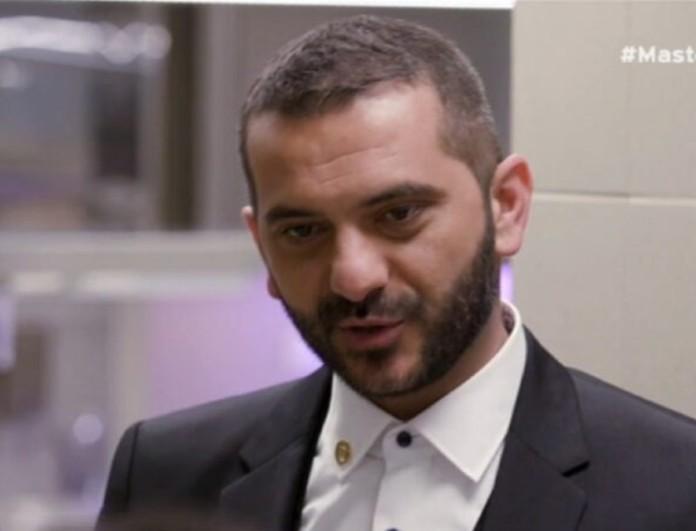 Masterchef 5 - Κουτσόπουλος: «Η Βίκυ Καγιά είπε ότι δεν κάνω για μοντέλο»