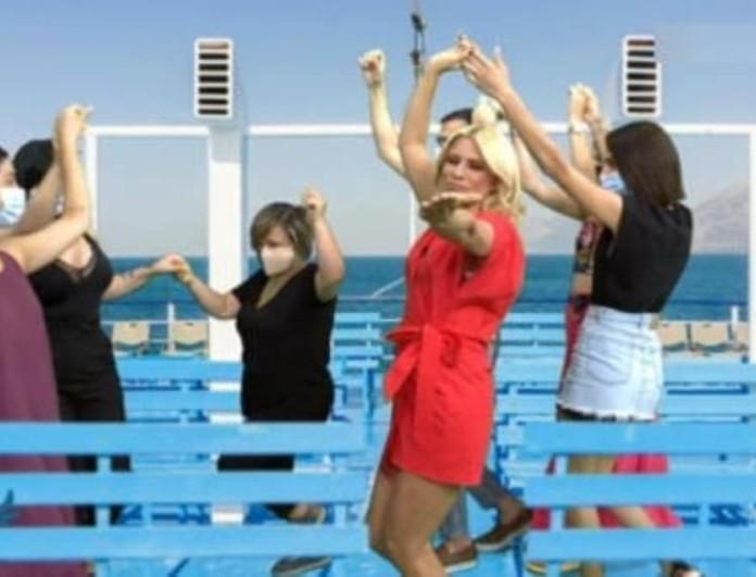 Φωλιά των Κου Κου: Η νέα σπόντα της Καραβάτου στο STAR