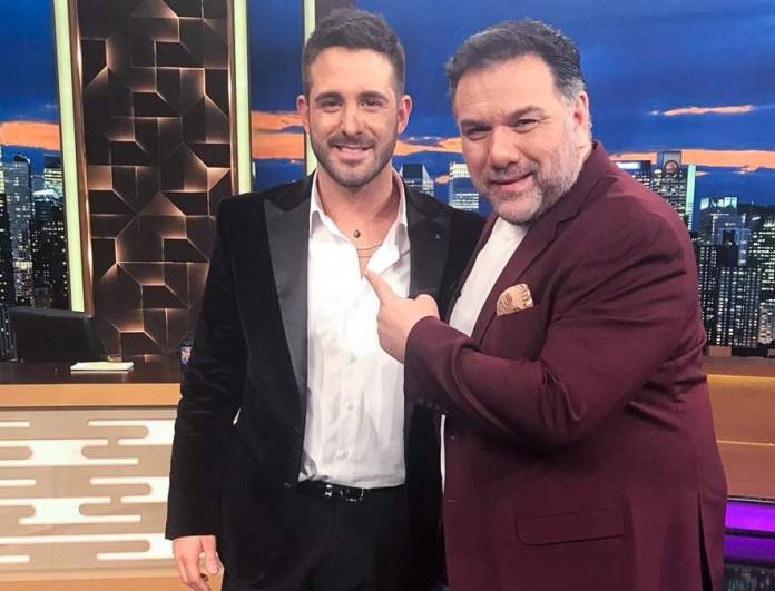 The 2night show: Ο Γιώργος Λιβάνης θα κλείσει την εκπομπή του Γρηγόρη Αρναούτογλου