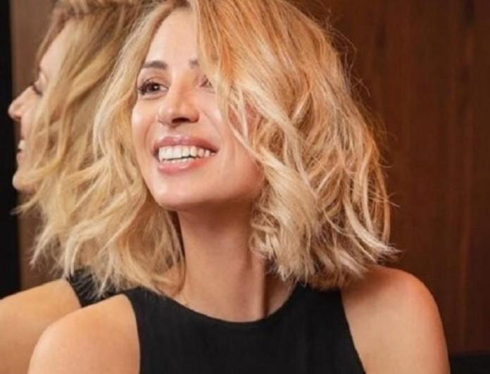 Μαρία Ηλιάκη: Το νέο look που υιοθέτησε λίγο μετά την γέννηση της κόρης της