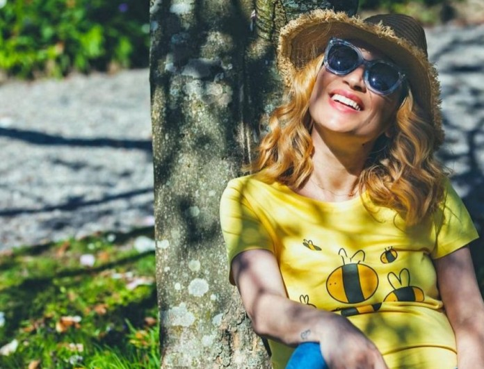 Μαρία Ηλιάκη: Η νέα τρυφερή ανάρτηση με την κορούλα της