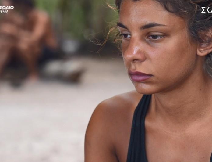Survivor 4 - Μαριαλένα: «Αυτό είναι το Survivor, ένα στημένο παιχνίδι»
