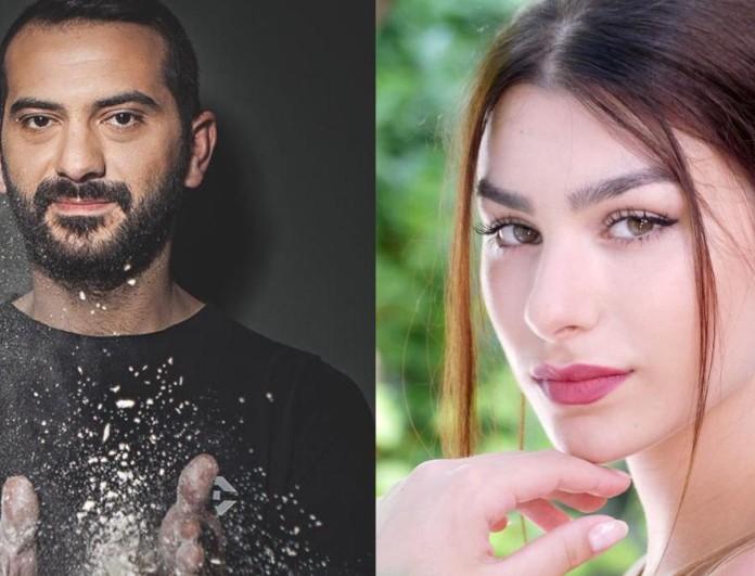 Λεωνίδας Κουτσόπουλος και Χρύσα Μιχαλοπούλου μίλησαν πρώτη φορά δημόσια για τη σχέση τους