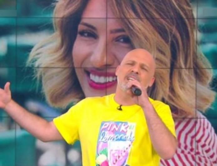 Νίκος Μουτσινάς: Οι ευχές του στην Μαρία Ηλιάκη - «Να σου ζήσει κορίτσι μου, όλα τα καλά εύχομαι»
