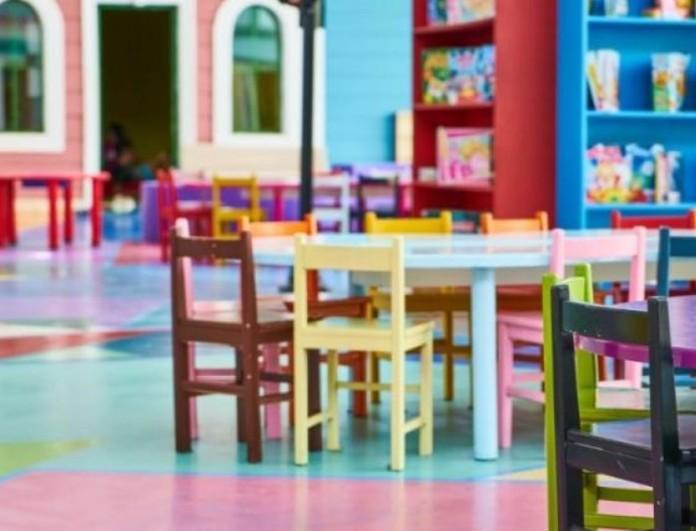 Αλλαγές στα σχολεία: Μπαίνουν τα αγγλικά τα νηπιαγωγεία