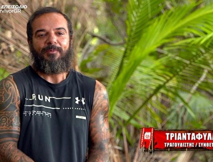 Survivor 4 - Τριαντάφυλλος: «Θέλω να κάνω άλλα τρία παιδιά»