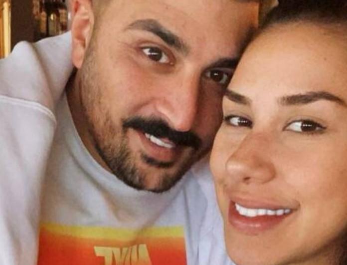Πωλίνα Φιλίππου - Τριαντάφυλλος Παντελίδης: Αποκάλυψαν πότε θα βαφτίσουν το γιο τους