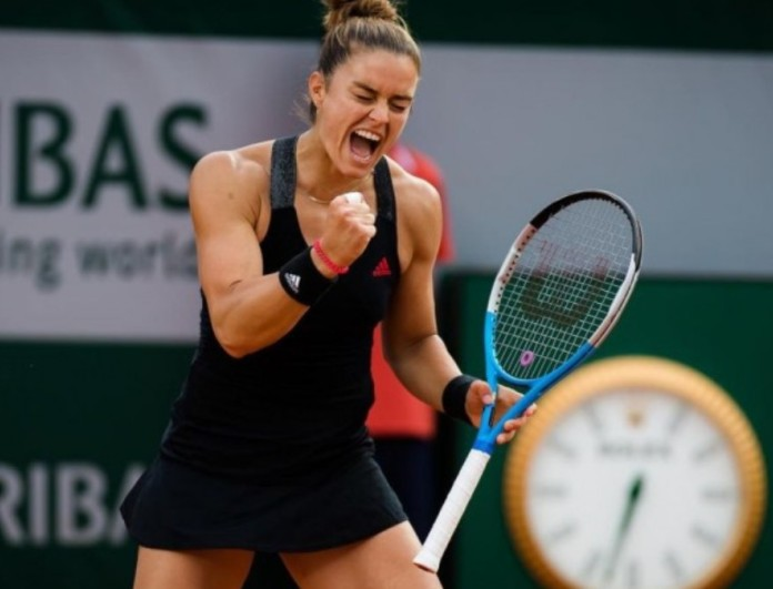 Μαρία Σάκκαρη: Πέρασε στα ημιτελικά του Roland Garros
