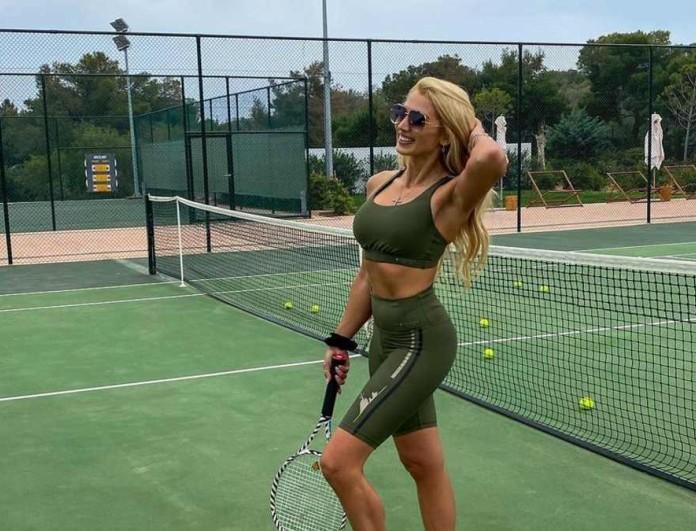 Σπυροπούλου τένις