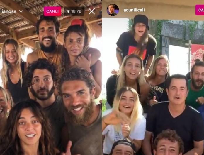 Survivor 4: Ποιος κέρδισε δωροεπιταγή 15.000 ευρώ στο χθεσινό instagram live Ελλάδας - Τουρκίας;
