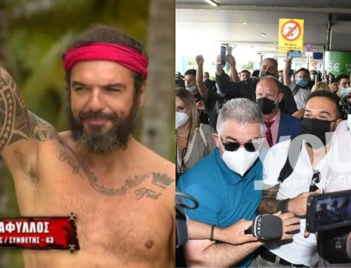Survivor 4: Οι πρώτοι παίκτες που συνάντησε ο Ντάφυ μετά την επιστροφή του στην Ελλάδα