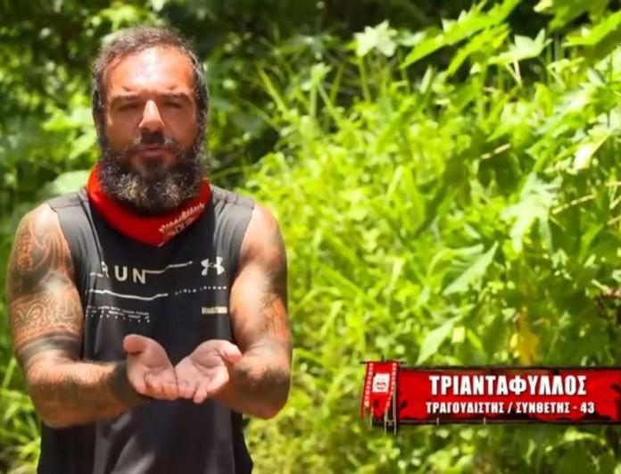 Survivor 4: Ευτυχισμένος ο Ατζούν με την αποχώρηση του Τριαντάφυλλου από το παιχνίδι