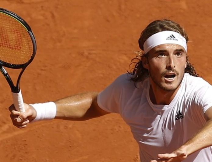 Θρίαμβος για τον Στέφανο Τσιτσιπά - Προκρίθηκε στον τελικό του Roland Garros