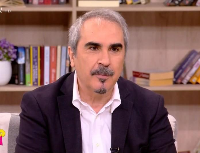 Βαγγέλης Περρής: Ξεκαθαρίζει για την παρεξήγηση με την Ιωάννα Μαλέσκου - «Θα έχετε ακούσει ότι της επιτέθηκα...»
