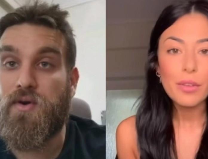 Αφροδίτη Λατινοπούλου: Ο Θωμάς Ζάμπρας τρολάρει το viral βίντεο της περί τριχόπτωσης