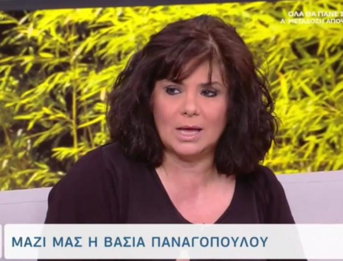 Βάνια Παναγοπούλου: «Αν δεν μάθεις το παιδί να σέβεται τις γυναίκες, δεν περιμένουμε ότι θα καλυτερεύσει ο κόσμος»