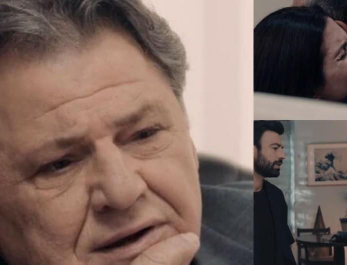 8 Λέξεις - Τελευταίο επεισόδιο: Ο Άκης θεωρεί νεκρή την Ηλιάνα - Θα αυτοκτονήσει;